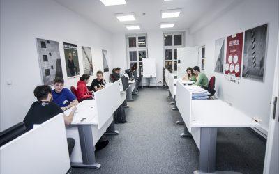 Savoir vivre w coworking space